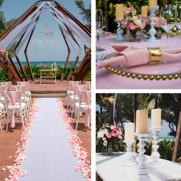 Wedding packages The Fives Hotels & Residences