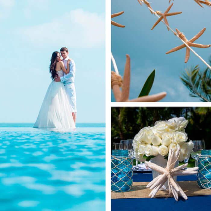 Paquete de bodas The Fives Hotels & Residences