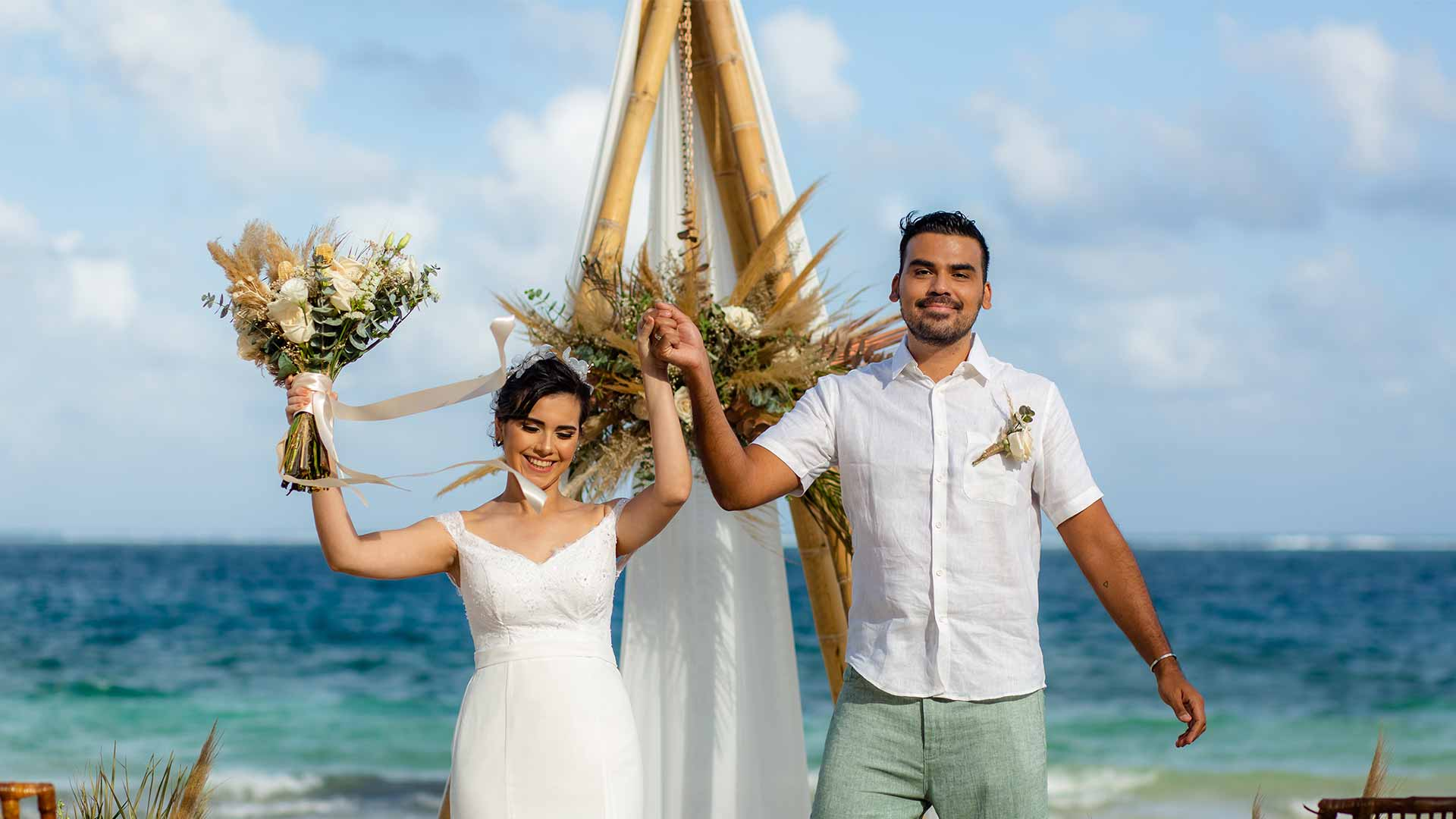Weddings The Fives oceanfront