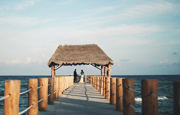 wedding video testimonial the fives beach